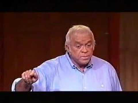 Comedian James Gregory on the Typical American Lunch