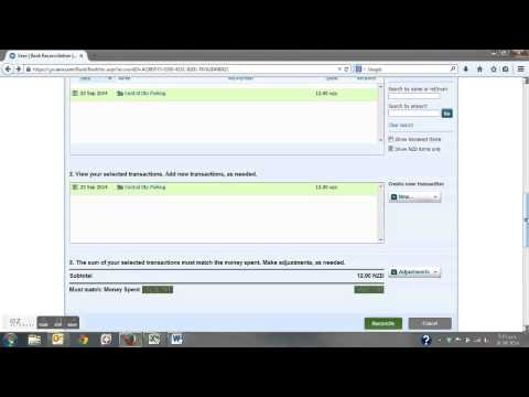 Xero Training - Bank Rules & Storing Attachments