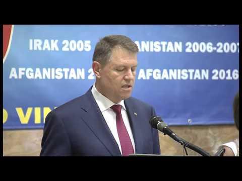 Cu cine a ciocnit Carmen Iohannis oua rosii in Afganistan (video)