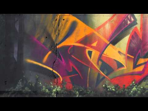 Graffiti Art - The Jurassic Park Wall
