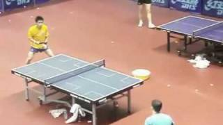 Тренировки Chinese Table Tennis National Team