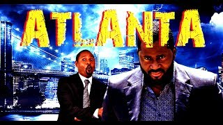 ATLANTA 1 Films Nigerian Nigerian Films In French Avec SEGUN ARINZE DESMOND Elliot