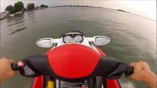 9. 2008 Seadoo RXT 215 top speed July 5 2012 GoPro HD