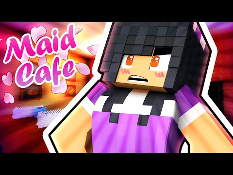 LITTLE MAIDS CLUB | MyStreet Lover's Lane [S3 Ep.7 Minecraft Roleplay]