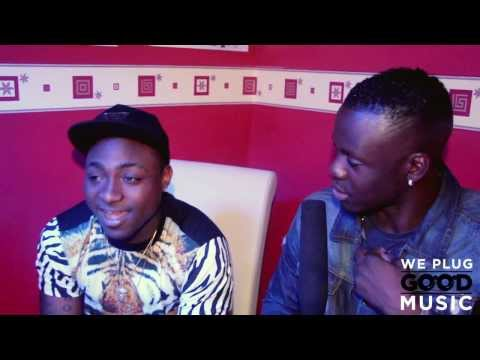 Davido Talks UK Tour, Award Nominations & Sophomore Album | @WePlugGoodMusic Meets...