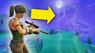 HOW TO TURN INVISIBLE! *PRO TIPS* | Fortnite Battle Royale