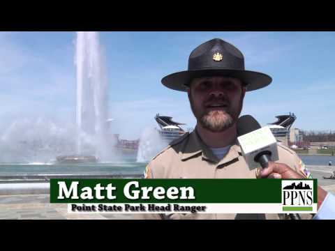 Point State Park Fountain Summer Season Reopening
