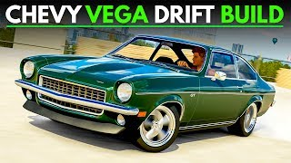 Today, I build up the notoriously crappy Chevrolet Vega GT & find out what it would be like as a sideways machine! Please leave a like & subscribe if your new! Thanks guys :) Thank you to my Pateron's. Donate here: https://www.patreon.com/EKDrifter458Follow me on Twitter: https://twitter.com/EKDrifter458Like my Facebook page: https://www.facebook.com/EKDrifter458Join my Facebook fan group: https://www.facebook.com/groups/112905172241363/Follow me on Instagram: https://www.instagram.com/ekdrifter458official/Follow me on Car Throttle: https://www.carthrottle.com/user/ekdrifter458/Become a member of my tribe on Drivetribe: https://drivetribe.com/u/OiyeAW7ySXyaUxi_Dtk5nACheck out GT Omega Racing for amazing gaming chairs: Use code EKD458 to get 5% of stuff at GT Omega Racing (links below) UK/EU: http://www.gtomegaracing.com/?tracking=57bb3a2c4e63dUSA: http://usa.gtomegaracing.com/?tracking=57bb3a2c4e63dCA: http://ca.gtomegaracing.com/?tracking=57bb3a2c4e63dThank you very much for watching!