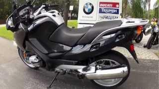 9. 2006 BMW R1200RT Grey at Euro Cycles of Tampa Bay