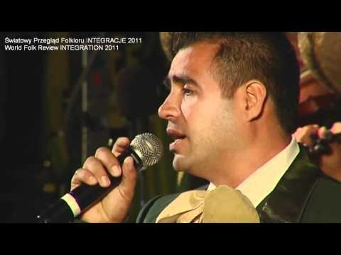 Światowy Przegląd Folkloru INTEGRACJE 2011 - Meksyk, Mariachi Real De America