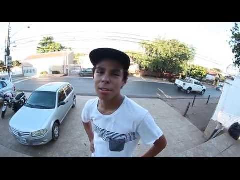 Uma tarde de Skate com Guilherme Vitor E. M. Durand