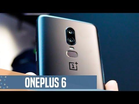 OnePlus 6: Primeras Impresiones ¿LA COMPRA MÁS INTELIGENTE?