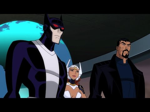 Justice League: Gods & Monsters - Trailer Debut
