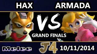 Video Justice 4 - VGBC | Hax (Fox) Vs. P4K EMP | Armada (Peach) SSBM Grand Finals - Smash Melee MP3, 3GP, MP4, WEBM, AVI, FLV Oktober 2017