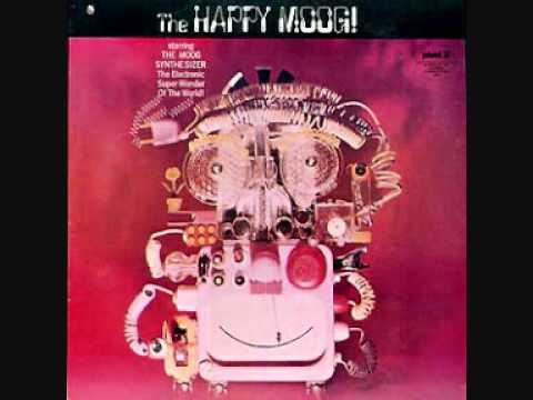 Perrey & Breuer - In A Happy Moog