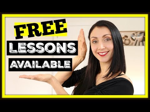 Language Marathon: FREE English Lessons for 3 Months + Skype With Me + Feature On This Channel #spon