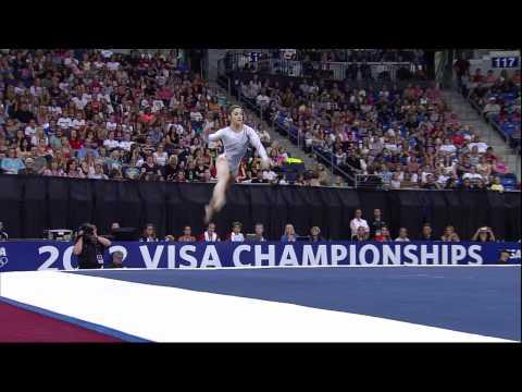 Hava Nagila Heading To Olympics Gymnastics Competition