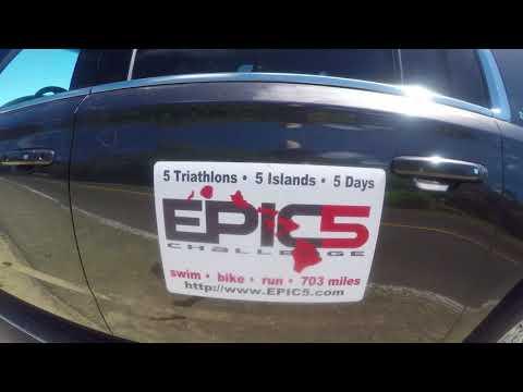Anastas Panchenko / 5 days triathlon 226 /  Epic5 Challenge (видео)