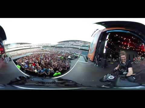 Save A Horse 360 Video! Live In Philadelphia at Lincoln Financial Field
