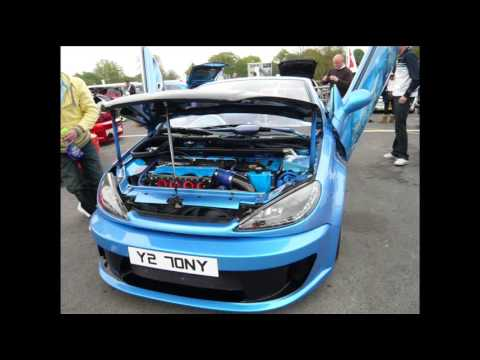 FASTEST AND BEST TUNED CARS IN UNITED KINGDOM – OULTON PARK 2009 – MODIFIED LIVE (UK)