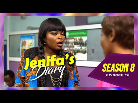 Jenifa's Diary S8EP10 - GOOD SAMARITAN   ( JENIFA In LONDON)