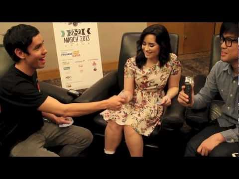 5 Ringgit Challenge with Demi Lovato