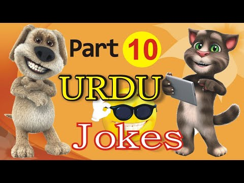Funny Jokes in Hindi Urdu Talking Tom & Ben News  Episode 10
