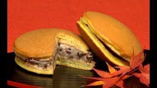 How To Make Dorayaki (Doraemon's Favorite Snack Recipe)どら焼き 作り方レシピ
