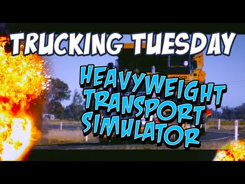 Transport - The boys jump back into their trucks and get ready to start some new missions for Trucking Tuesday! Previous episode: http://youtu.be/gSLyYbK7LaQ Next episod...