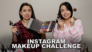 We tried to recreate Instagram makeup and it was a fail! Let us know in the comments who did better? Subscribe to Merrell Twins: http://bit.ly/2dSP9Fg Check ...
