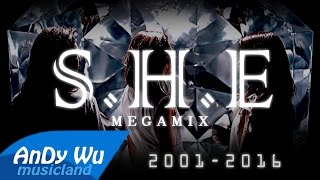 S.H.E Megamix (2001 2016) 十五週年終極混音 %e4%b8%ad%e5%9c%8b%e9%9f%b3%e6%a8%82%e8%a6%96%e9%a0%bb