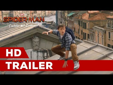 Spider-Man: Daleko od domova má první trailer