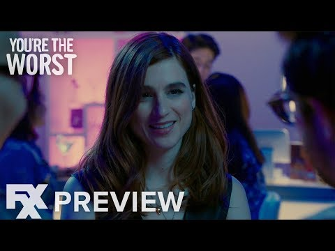 You're the Worst Season 4 Teaser 'Feminism'