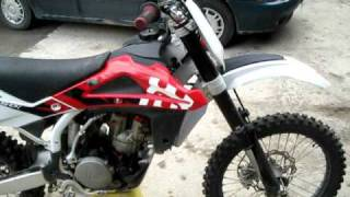3. 2009 Husqvarna 450cc TXC