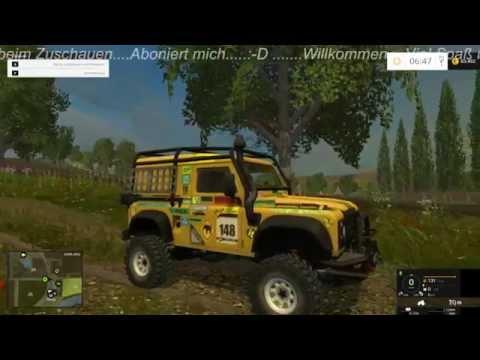 Landrover Defender Dakar v2.0