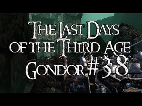M&B: Warband (The Last Days - Gondor) - Bloody Charge #38