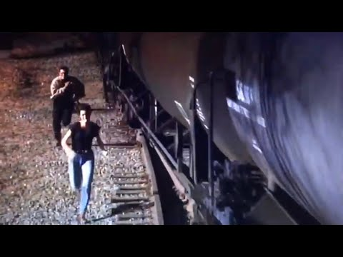 A Kiss Before Dying (1991) - Train Scene