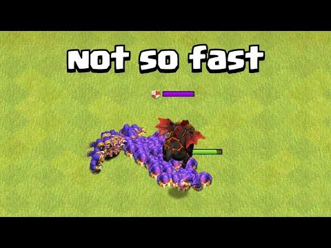 Lava Hound Speedrun | Clash of Clans