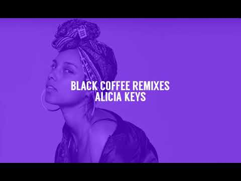 Alicia Keys - In Common - Black Coffee Remix (Altered States)