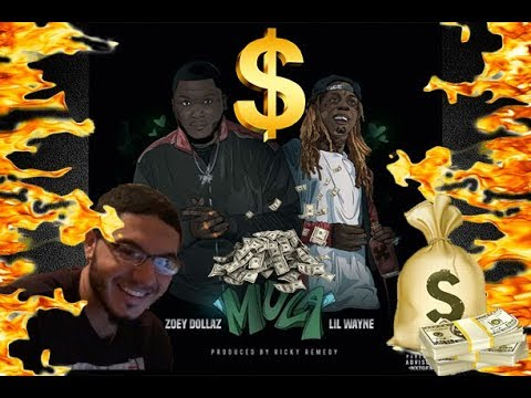 "Zoey Dollaz Feat. Lil Wayne ""Mula Remix"" (WSHH Exclusive - Official Audio) 