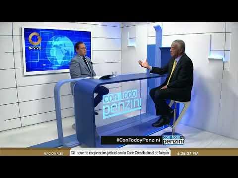 Claudio Fermín: Henri Falcón no usará el BCV como caja chica y recuperará la economía (Parte 3/3)