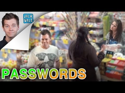 Password Prank