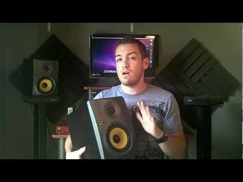 Behringer Truth B1030A Studio Monitors Review – TheRecordingRevolution.com