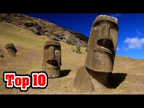 Top 10 UNEXPLAINED Ancient Artifacts