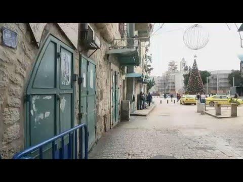 Οργή και γενική απεργία στη Δυτική Οχθη
