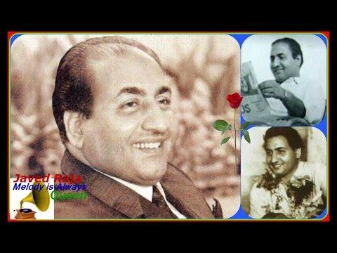 RAFI SAHAB-Film:VACHAN:[1955]-Koi Zamane Mein Hamari Tarah Gharib-Ik Paisa Dede[Great Lessonful Gem]