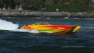 Haulover gets ROCKED!! | FPC Key West Poker Run