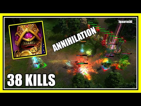 HoN Soulstealer Pro Gameplay - 1168 XPM 955 GPM
