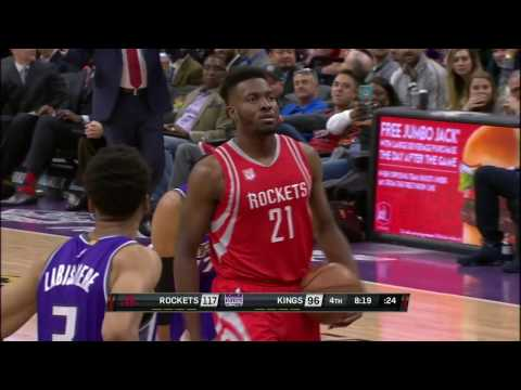 Chinanu Onuaku Brings Back The Underhanded Free Throw Again