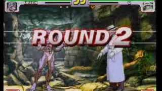 Sfiii  3rd Strike   Urien  Pierre  Vs Q  Makeinu